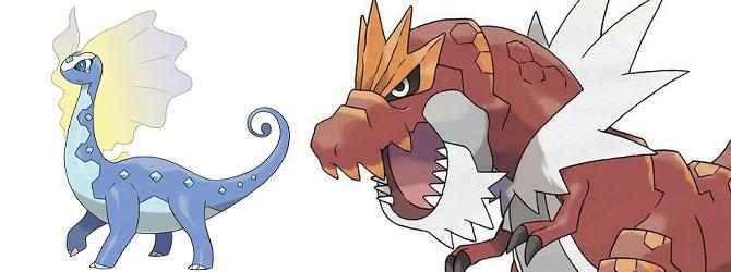 Pokemon X and Pokemon Y travels back to the stone age
