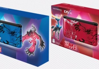Nintendo Celebrating Pokemon X and Y With Two New 3DS Designs