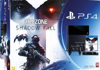 UK Receiving Huge Killzone: Shadow Fall PS4 Bundle