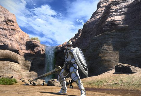 PS4 Final Fantasy XIV Free If You Own PS3 Version
