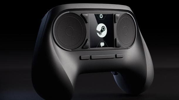 Valve announce Steam Controller