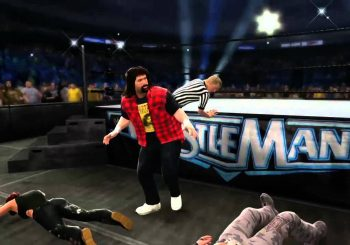 Ted DiBiase And Mick Foley WWE 2K14 Videos