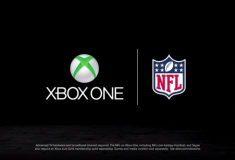 First Xbox One TV Commercial Looks At NFL