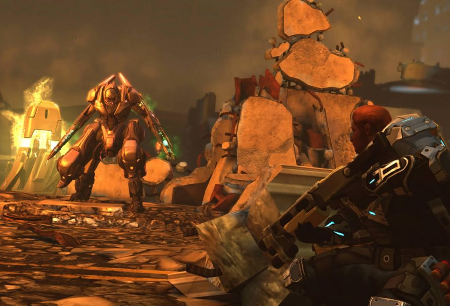 New XCOM: Enemy Within Trailer
