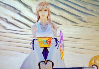 Lightning Returns: Final Fantasy XIII Yuna Costume