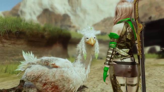 Extended Gameplay Demo Of Lightning Returns: Final Fantasy XIII