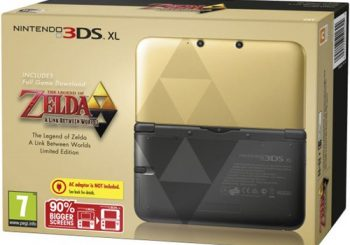 The Legend of Zelda: A Link Between Worlds 3DS XL bundle coming to the US
