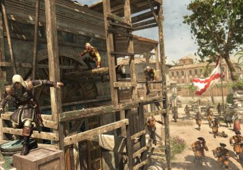 Assassin's Creed 4 on PS4 finally gets the 1080p patch