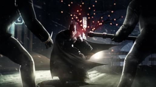 Batman Arkham Origins 01
