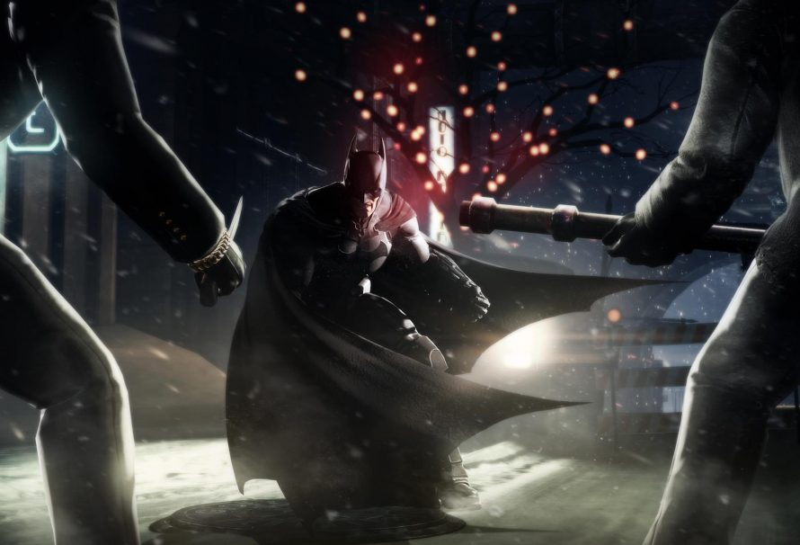 Batman: Arkham Origins getting a patch within next week