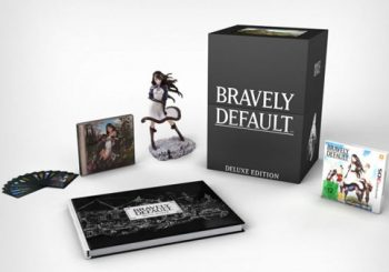 Bravely Default Collector's Edition detailed
