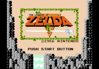 Club Nintendo offers The Legend of Zelda this month