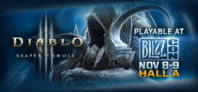 Diablo 3: Reaper of Souls expansion announced for PS4