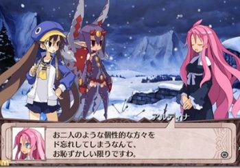Disgaea 4 on PS Vita will have new content