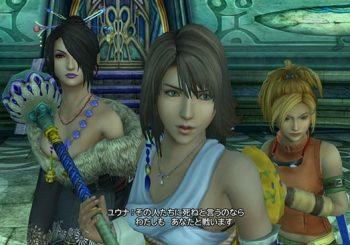 Final Fantasy X/X-2 HD Remaster Debuts Big In Japan