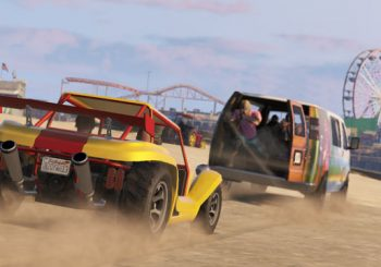 Grand Theft Auto Online takes a vacation at the beach