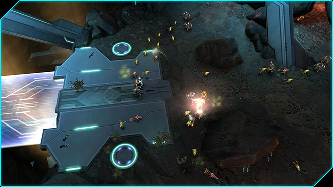 Halo: Spartan Assault announced for Xbox 360 and Xbox One