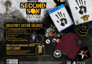 Infamous: Second Son Limited and Collector's Edition announced