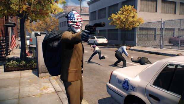 PayDay 2 patch #13 is now live
