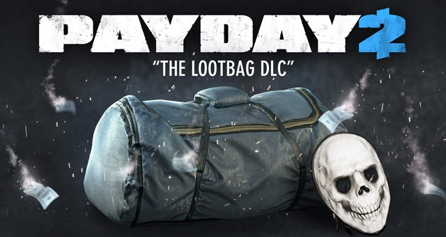 PayDay 2 Loot Bag DLC and Demo now available
