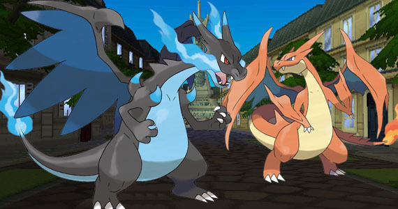 Pokemon x and pokemon y introduces a second mega evolution - Pokemon mega evolution y ...