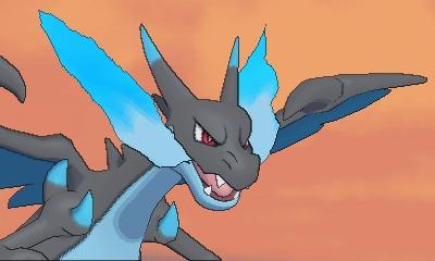 Pokemon x and pokemon y introduces a second mega evolution - Mega evolution dracaufeu x ...