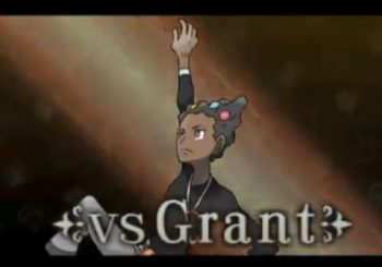 Pokemon X & Pokemon Y Guide – Cyllage City Gym (Leader Grant)