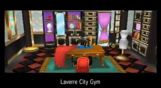 Pokemon X and Pokemon Y Laverre Gym 1