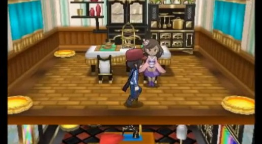 Pokemon X and Pokemon Y Laverre Gym 6