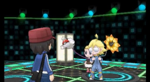 Pokemon X and Pokemon Y Lumiose City Gym 11