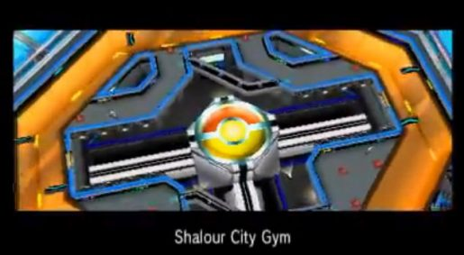 Pokemon X and Pokemon Y Shalour City Gym 1