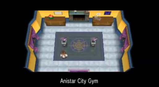 Pokemon X and Y Anistar Gym 1