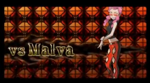Pokemon X and Y Elite Four Malva 3