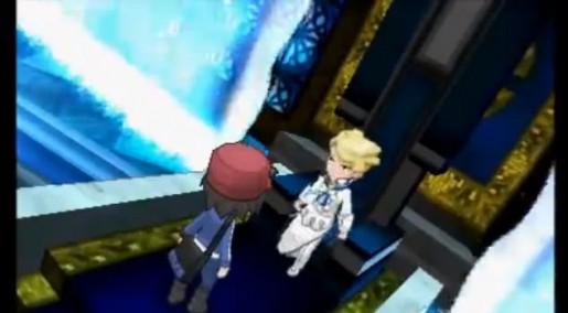 Pokemon X and Y Elite Four Siebold 2