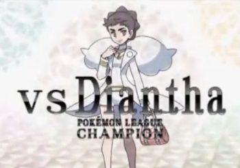 Pokemon X & Pokemon Y Guide – Pokemon League Champion Diantha