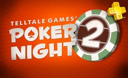 Poker Night 2 Free on PS Plus this week