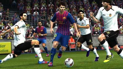 Pro Evolution Soccer (4)