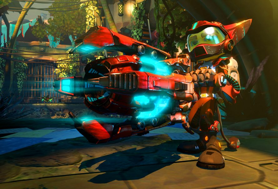 Ratchet and Clank: Into the Nexus hits PS3 next month