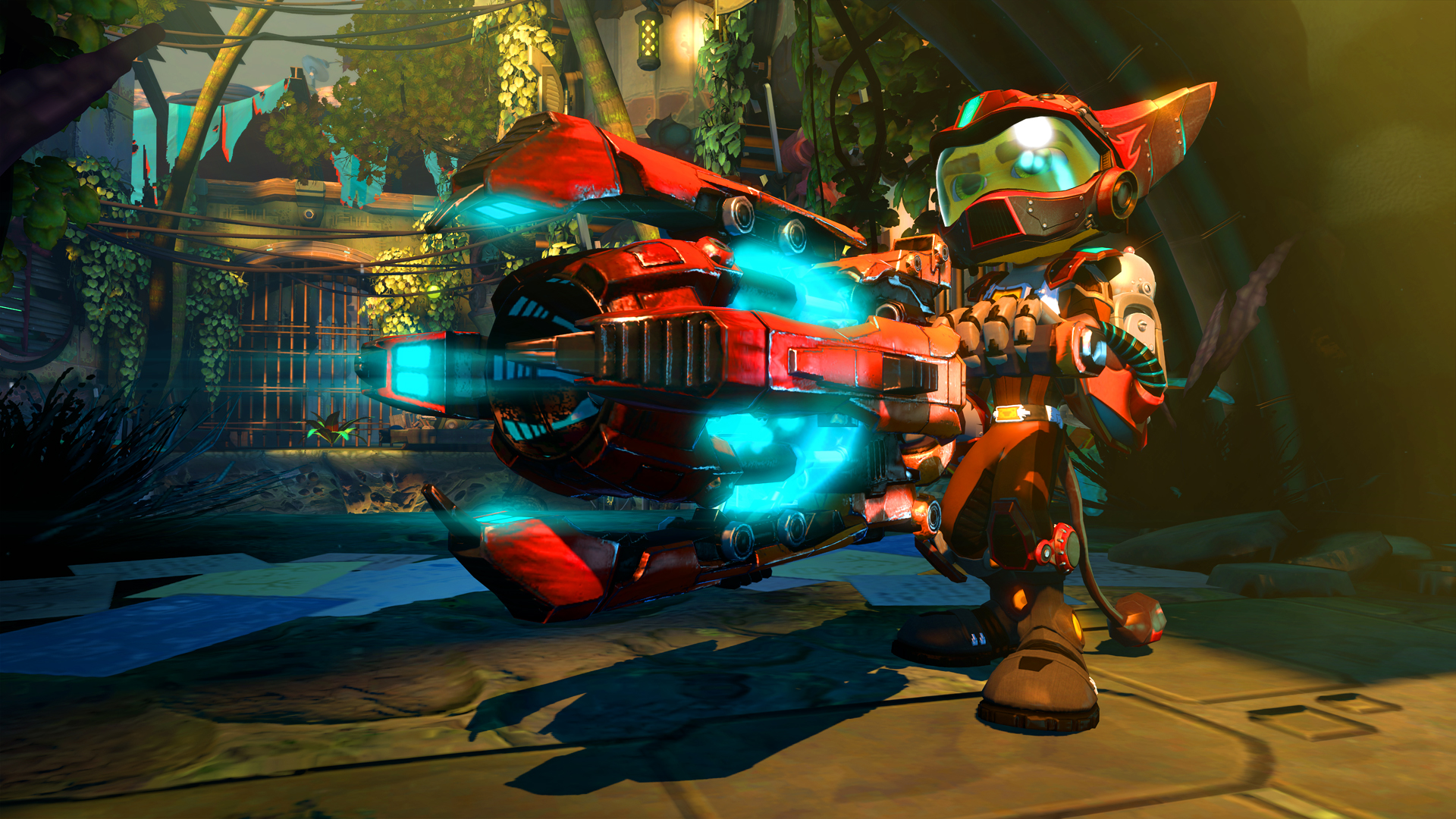 Ratchet And Clank Into The Nexus Hits Ps3 Next Month