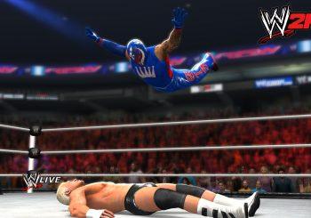 Rey Mysterio and Kane (Retro) WWE 2K14 Videos