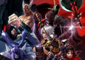 SoulCalibur 2 HD Online reclaims the Soul Edge this November