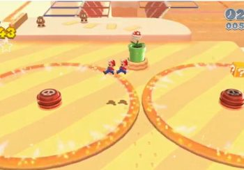 Super Mario 3D World's latest trailer shows off new items and power-ups