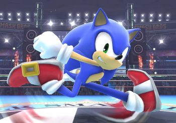 Super Smash Bros. returns the fastest thing alive to the roster