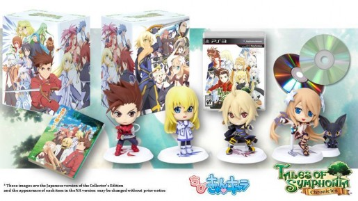 Tales of Symphonia Collector's Edition