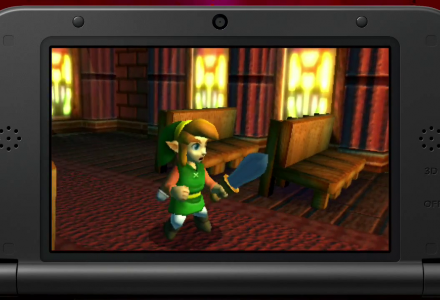 The Legend of Zelda: A Link Between Worlds travels to Lorule in new trailer