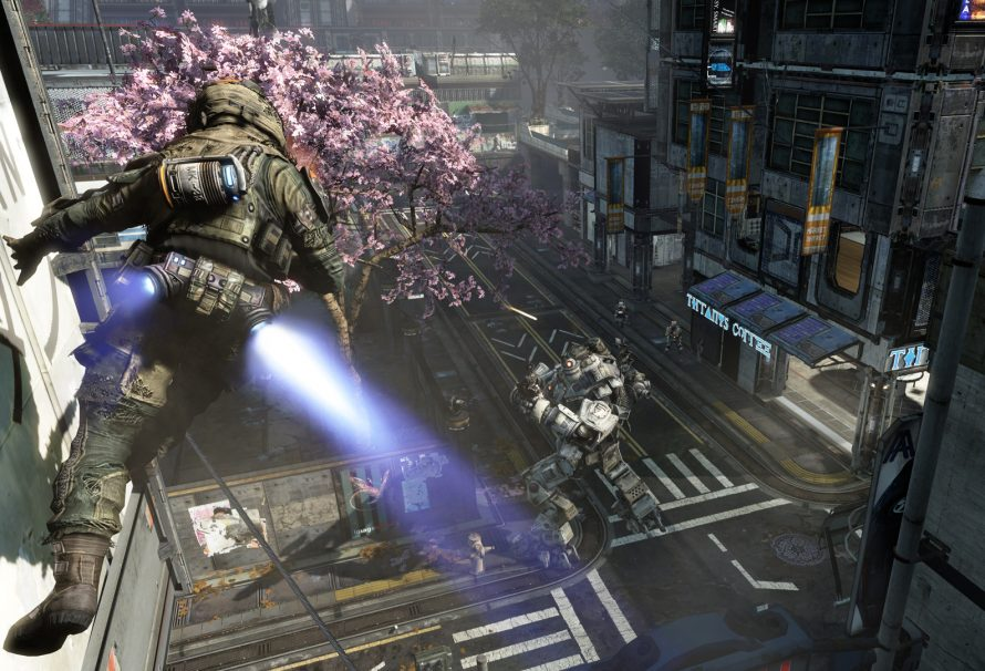 EB Games Expo Shows New TitanFall Gameplay Footage