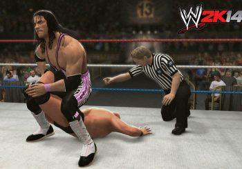 Bret Hart, Roman Reigns And Natalya WWE 2K14 Videos