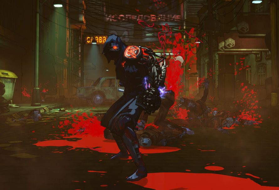 Yaiba: Ninja Gaiden Z will slice up shelves this March