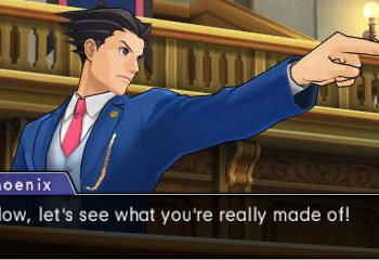 Phoenix Wright: Ace Attorney - Dual Destinies Demo Announced