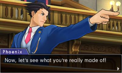 Phoenix Wright: Ace Attorney – Dual Destinies Demo Announced